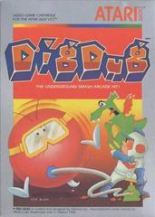 Dig Dug Atari 2600 Prices
