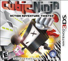 Cubic Ninja Nintendo 3DS Prices