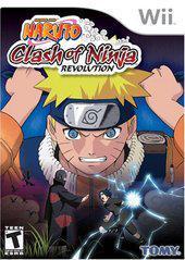 Naruto Clash of Ninja Revolution Wii Prices