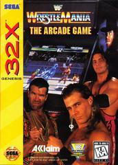 WWF Wrestlemania: Arcade Game Sega 32X Prices
