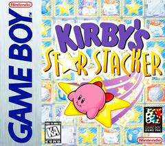 Kirby's Star Stacker GameBoy Prices