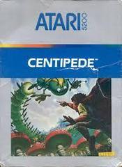 Centipede - Front | Centipede Atari 5200
