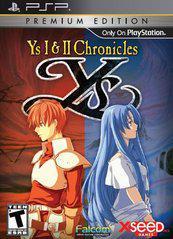 Ys I & II Chronicles Premium Edition PSP Prices