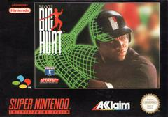 Frank Thomas Big Hurt Baseball PAL Super Nintendo Prices