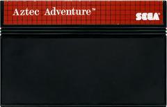 Aztec Adventure - Cartridge | Aztec Adventure Sega Master System