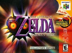 Zelda Majora's Mask [Collector's Edition] Nintendo 64 Prices