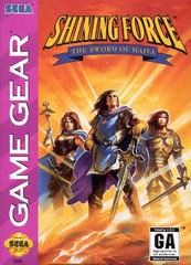 Shining Force Sword of Hajya Sega Game Gear Prices