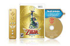 Zelda Skyward Sword: Sword Bundle Wii Prices