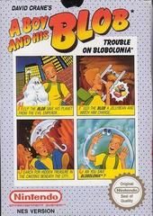 A Boy and His Blob Trouble on Blobolonia PAL NES Prices