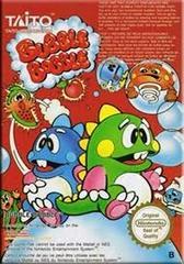 Bubble Bobble - Front | Bubble Bobble NES