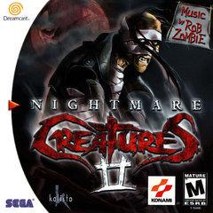 Nightmare Creatures II Sega Dreamcast Prices