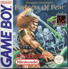Fortress of Fear PAL GameBoy Prices