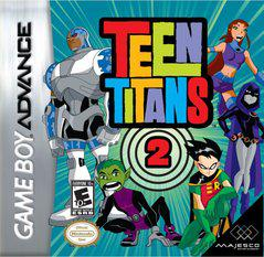 Teen Titans 2 GameBoy Advance Prices
