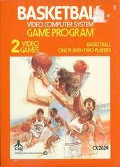 Basketball Atari 2600 Prices