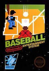 Baseball - Front   Baseball NES