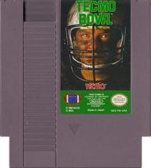 Cartridge | Tecmo Bowl NES