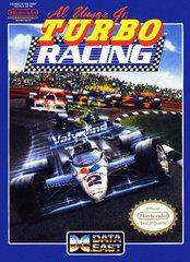 Al Unser Turbo Racing Cover Art