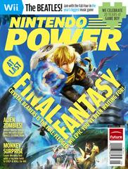 [Volume 245] Final Fantasy Crystal Chronicles: Crystal Bearers Nintendo Power Prices