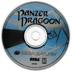 Game Disc | Panzer Dragoon Sega Saturn