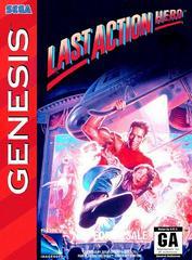 Last Action Hero Sega Genesis Prices