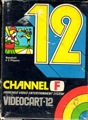 Videocart 12 Fairchild Channel F Prices