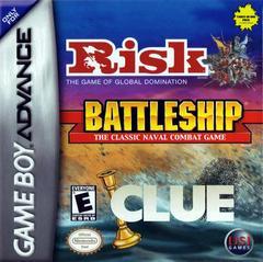 Risk / Battleship / Clue GameBoy Advance Prices