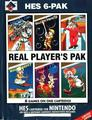 HES Real Player's Pack | PAL NES
