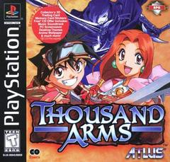 Thousand Arms Playstation Prices