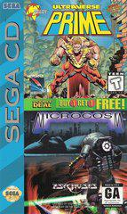 Ultraverse Prime & Microcosm Sega CD Prices