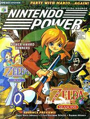 [Volume 144] Zelda Oracle of Seasons Nintendo Power Prices