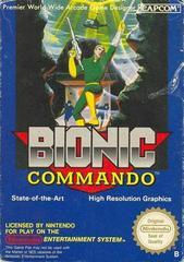 Bionic Commando PAL NES Prices