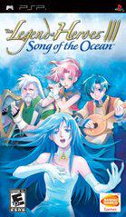 Legend of Heroes III Song of the Ocean PSP Prices