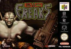 Biofreaks PAL Nintendo 64 Prices