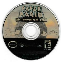 Game Disc | Paper Mario Thousand Year Door Gamecube