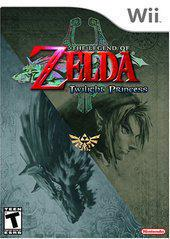 Zelda Twilight Princess Wii Prices