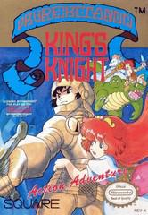 King's Knight NES Prices