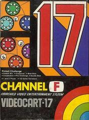Videocart 17 Fairchild Channel F Prices