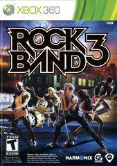 Rock Band 3 Xbox 360 Prices