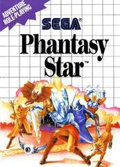Phantasy Star Sega Master System Prices
