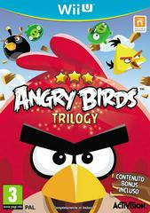 Angry Birds Trilogy PAL Wii U Prices