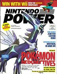 [Volume 215] Pokemon Diamond & Pearl Nintendo Power Prices