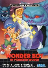 Wonder Boy in Monster World PAL Sega Mega Drive Prices