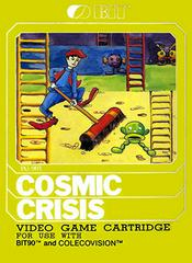 Cosmic Crisis Colecovision Prices
