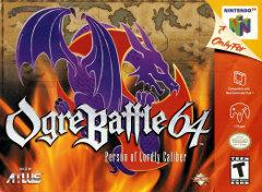 Ogre Battle 64: Person of Lordly Caliber Nintendo 64 Prices