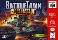 Battletanx Global Assault Nintendo 64 Prices