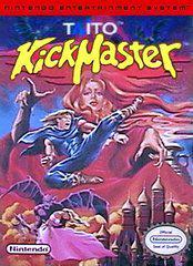 Kick Master NES Prices