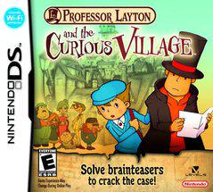 Professor Layton and the Curious Village Nintendo DS Prices