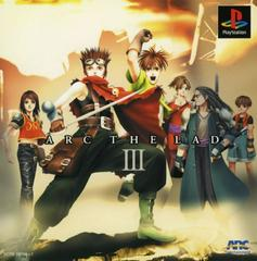 Arc the Lad III JP Playstation Prices