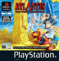 Atlantis The Lost Continent PAL Playstation Prices