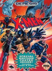X-Men Sega Genesis Prices